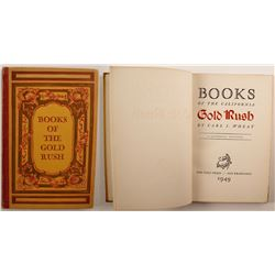 Books of the Gold Rush by Wheat