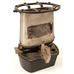 19th Century Small Lamp Stove