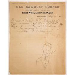 Old Sawdust Corner