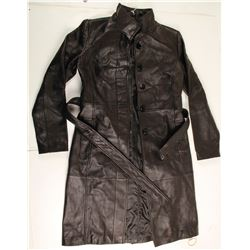 Lambskin Woman's Car Coat