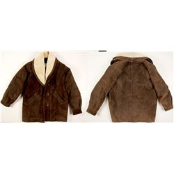 Suede Jacket for Men
