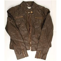 Woman's Polyurethane Jacket
