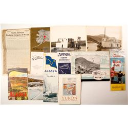 Alaska Ephemera Collection