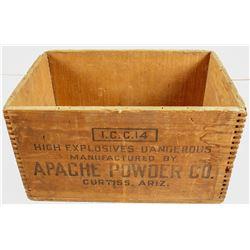 Apache Powder ExplosivesBox