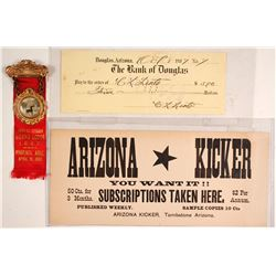 Arizona Ephemera