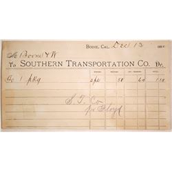 Southern Transportation Co.
