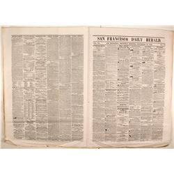 San Francisco Daily Herald Sept 25, 1856