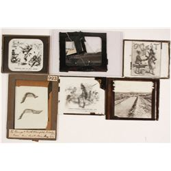 Glass Slides California Mining