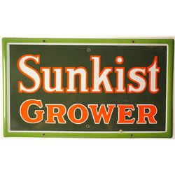 Sunkist Grower Sign