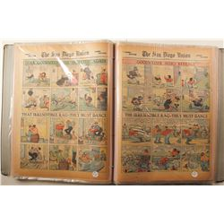 Vintage Newspaper Comics