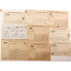 Steamship Bills of Lading