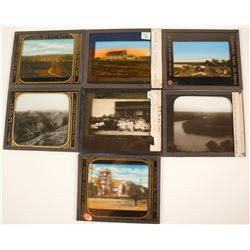 Montana and S.Dakota Glass Slides (7)