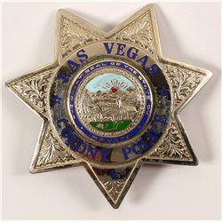 Colony Police Badge