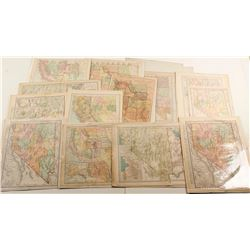 Nevada Map Collection (14)