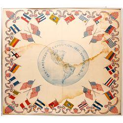 Pan American Expo Handkerchief