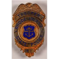 State Police Badge