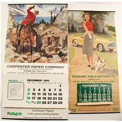 2 Utah Art Calendars