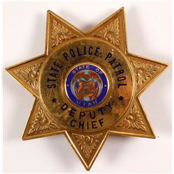 Deputy Chief  Badge