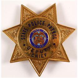 Deputy Chief  Badge