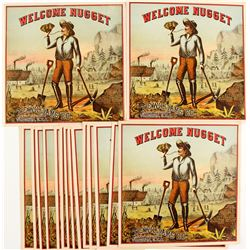 Welcome Nugget Tobacco Labels (22)