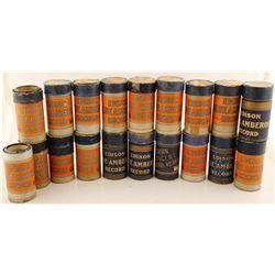 Edison Blue Amberon Cylinders (19)