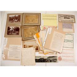 Miscellaneous Americana Collection