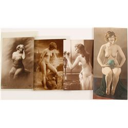 Vintage Nude Photos & Postcards
