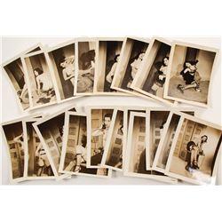 Vintage Pin-Up Photos, c.1945-50