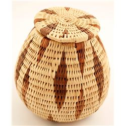 Zulu Ilala Palm Basket