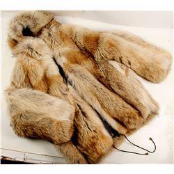 Fur Coat (Coyote)
