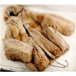 Fur Coat (Coyote)