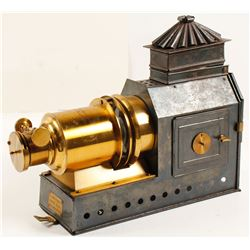 Riley Bros. Praesantia Magic Lantern Projector