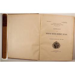 USGS professional Paper 42, Tonopah, NV