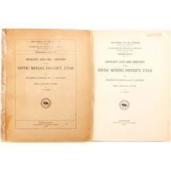 USGS Professional Paper 107