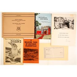 California Mining Ephemera