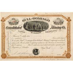Bull Domingo Consolidated Mining Stock