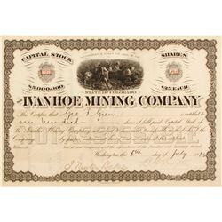 Ivanhoe Mining Stock