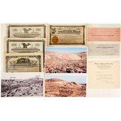 Sandstorm-Kendall Mining Stock Certificates & Ephemera