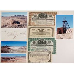 Goldfield Consolidated Mines Co. Stocks & Ephemera
