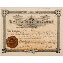 Little Dora Mining Stock