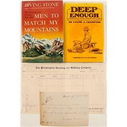 Mining Books and Ephemera