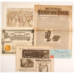 Mining Ephemera Group