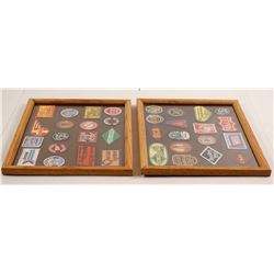 Railroad Patch Collection