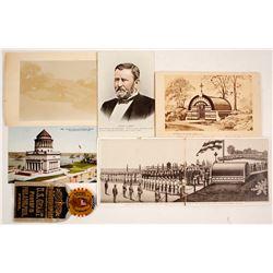 Ulysses S. Grant Ephemera