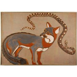 Fox and Rattlesnake