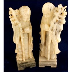 Chinese Soapstone Sculptures