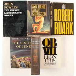 6 American Novels