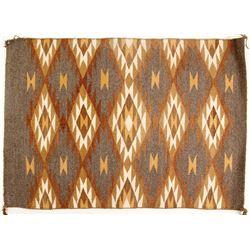 Navajo Crystal Design Weaving