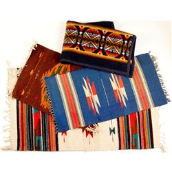 Two Zapotec Weavings
