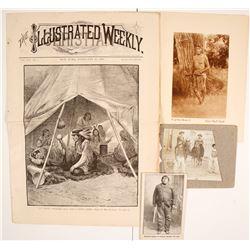 Native American Photographs & Ephemera